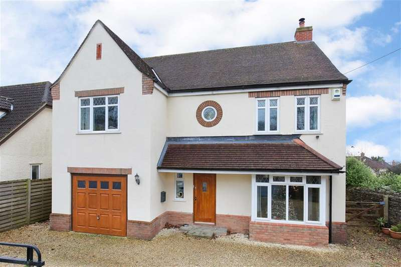 5 Bedrooms Detached House for sale in Ash Lane, Wells, BA5 2LW