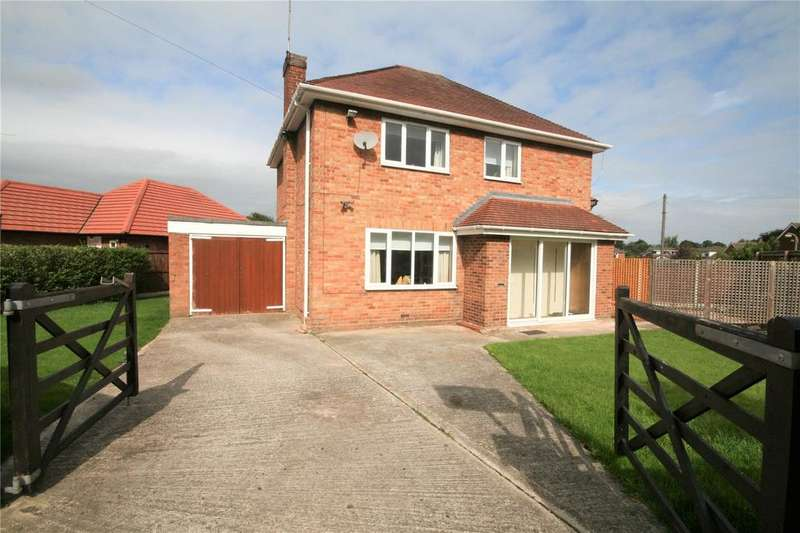 3 Bedrooms Detached House for sale in Newton Park View, Chester, CH2