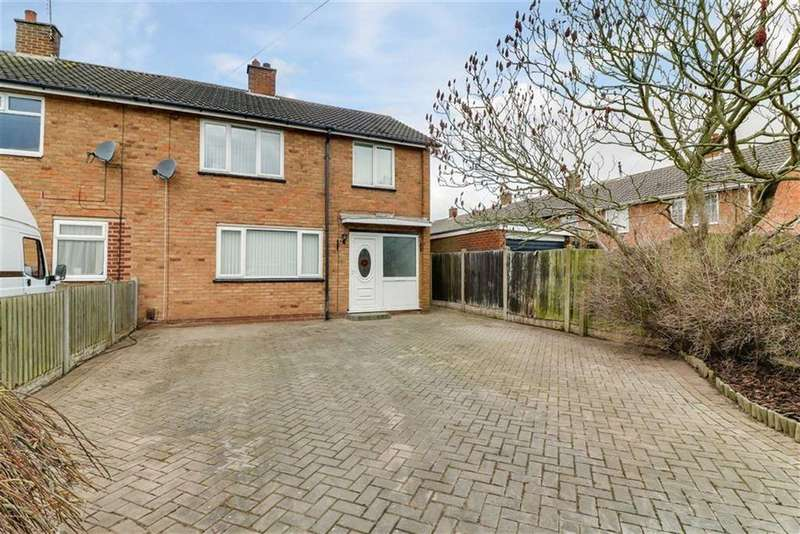 3 Bedrooms End Of Terrace House for sale in Poplars Road, Handsacre, Staffordshire