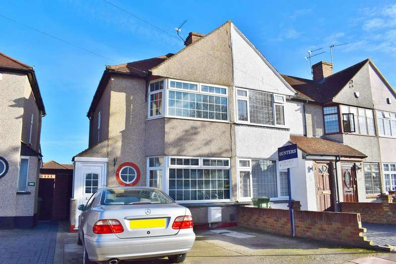 2 Bedrooms End Of Terrace House for sale in Burns Avenue, Sidcup, Kent, DA15 9HP