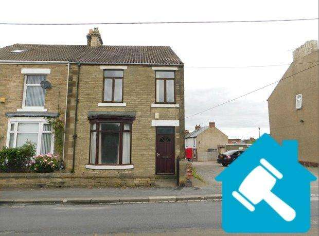 3 Bedrooms Terraced House for sale in CHURCH STREET, COUNDON, BISHOP AUCKLAND
