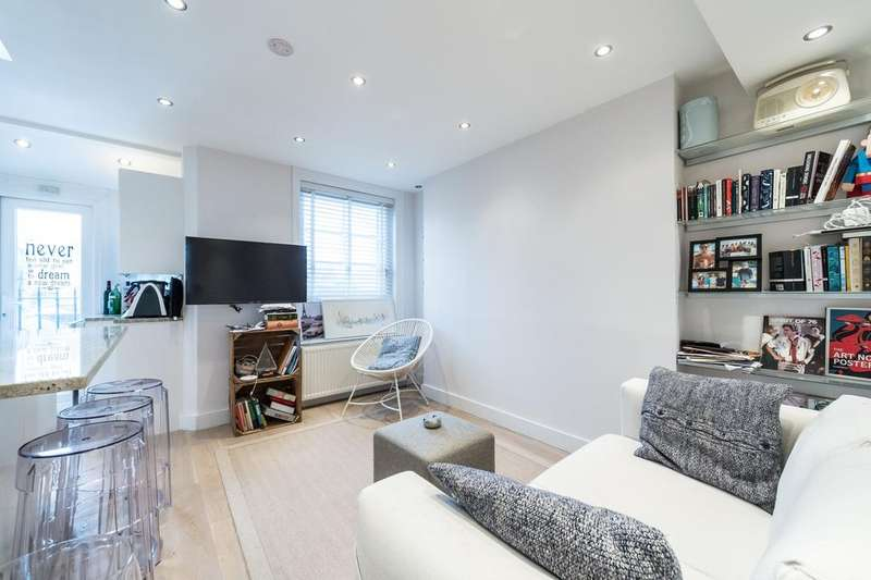 1 Bedroom Apartment Flat for sale in Homer Street, London W1H