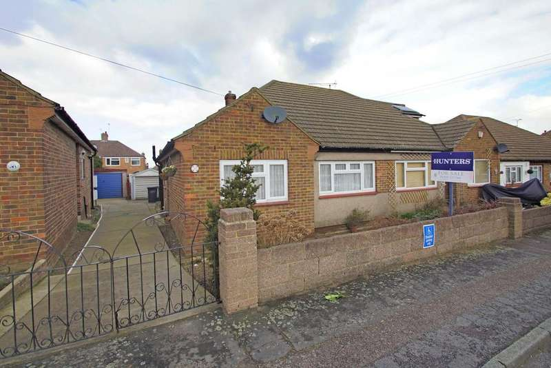 2 Bedrooms Bungalow for sale in Gore Road, Dartford, DA2 6LT