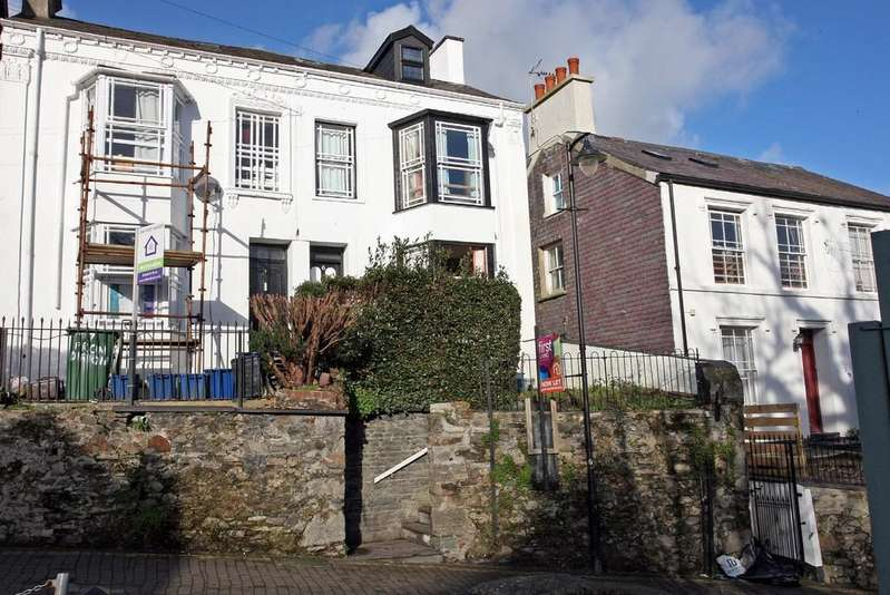 8 Bedrooms Terraced House for sale in Fron Dirion Terrace, Bangor, North Wales