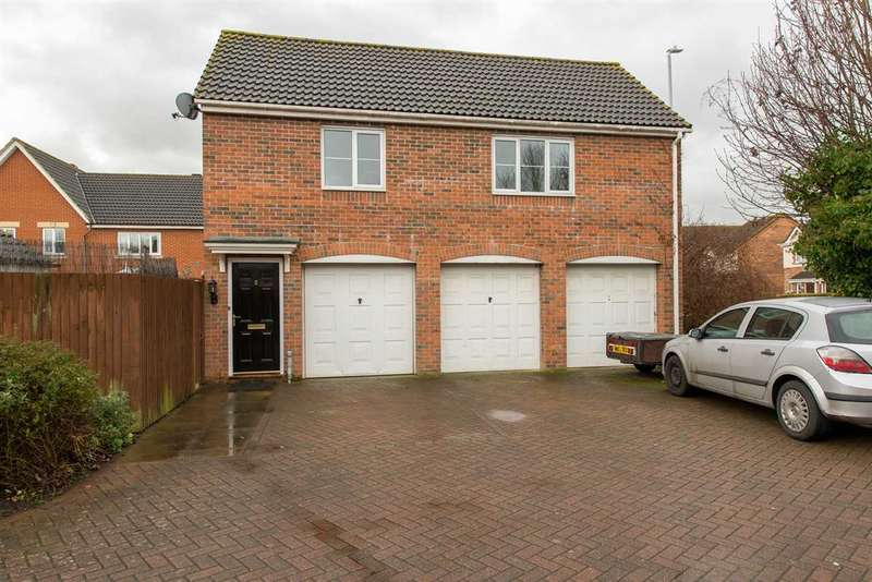 1 Bedroom Detached House for sale in Olivine Close, Sittingbourne