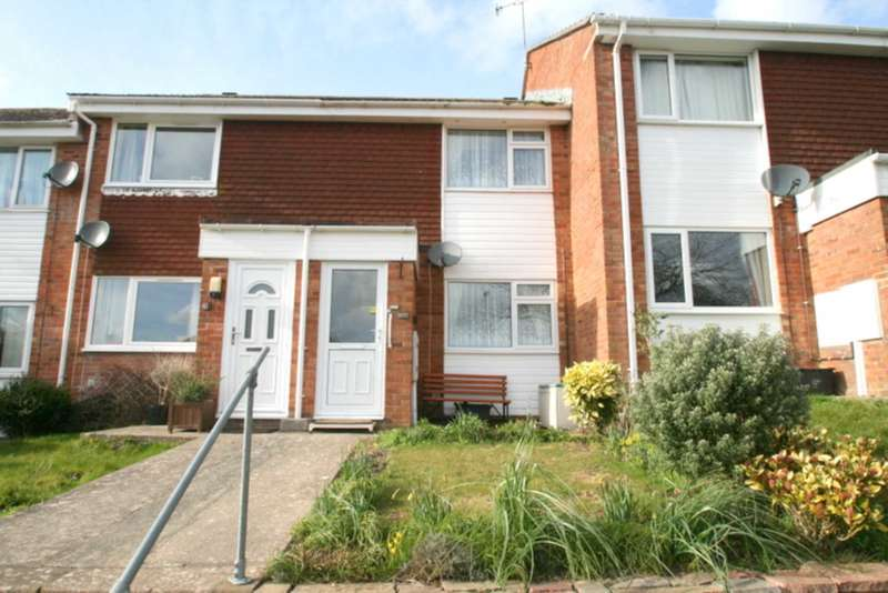 2 Bedrooms Terraced House for sale in Trengrouse Avenue, Torpoint