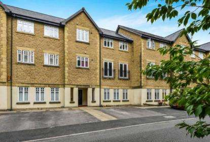 2 Bedrooms Flat for sale in The Colonnade, Lancaster, Lancashire, LA1