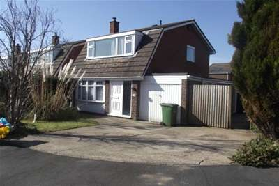 3 Bedrooms Link Detached House for rent in Birchfield Close, Wood End