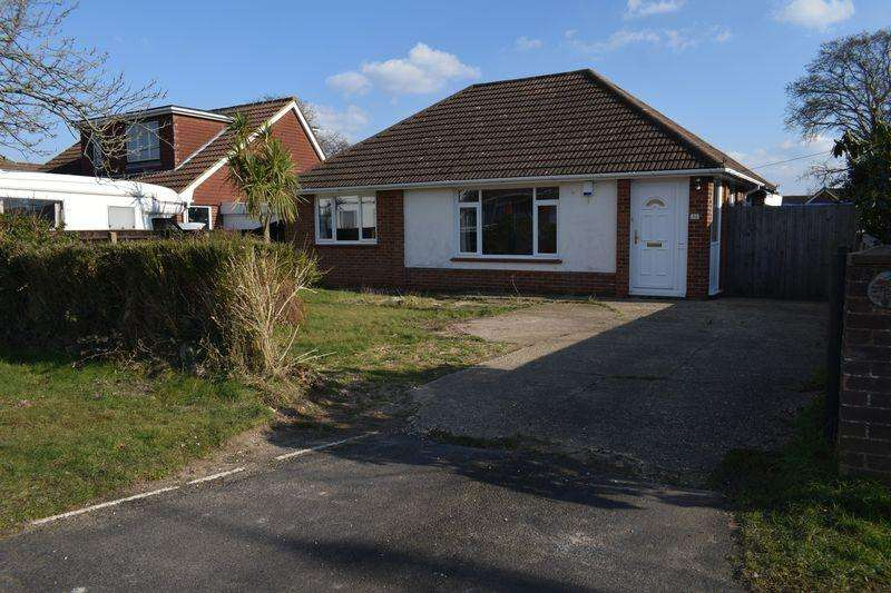 3 Bedrooms Detached Bungalow for sale in Newlands Copse, Southampton