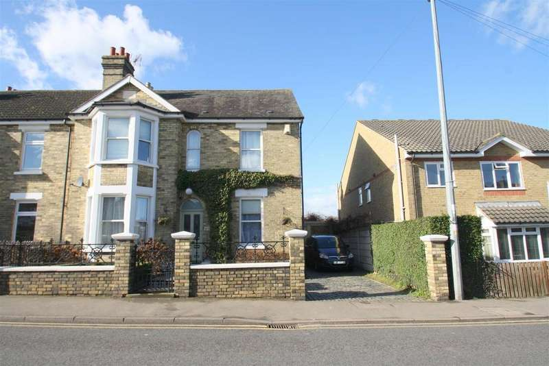 4 Bedrooms Semi Detached House for sale in Malling Road, Snodland