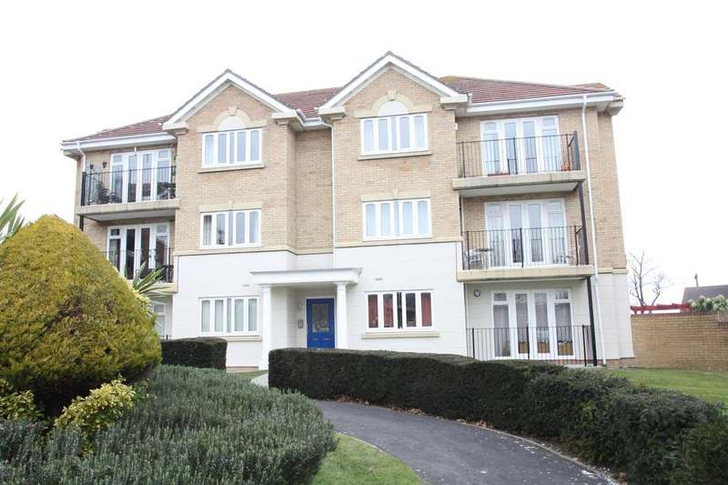 2 Bedrooms Apartment Flat for sale in Hayling Close, Priddy's Hard, Gosport PO12