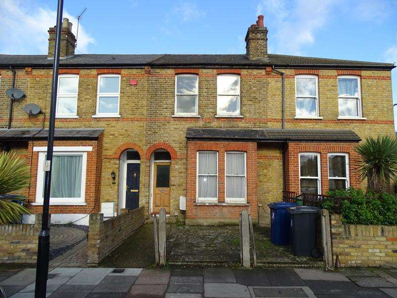 3 Bedrooms House for sale in Sunderland Road, Ealing
