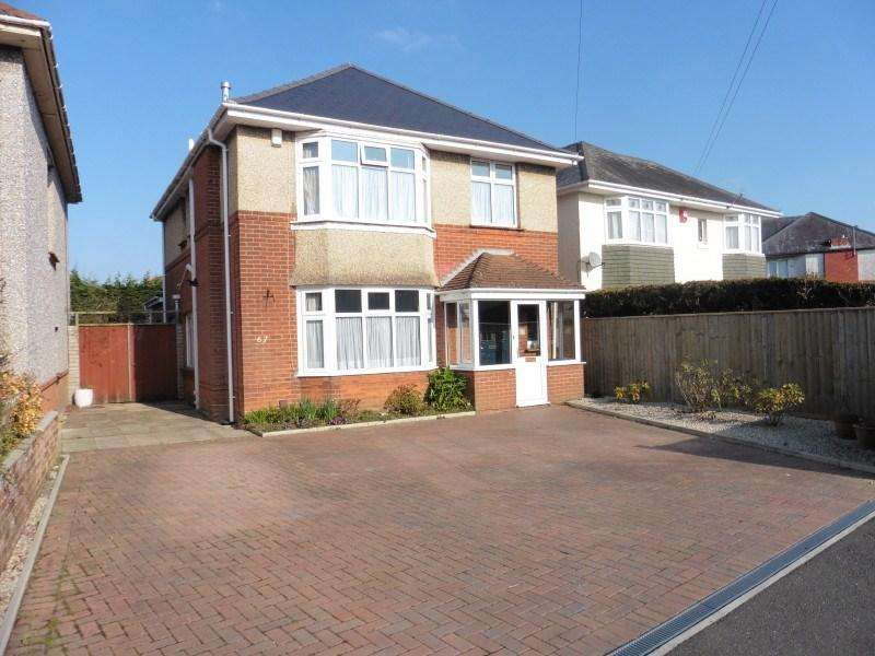 4 Bedrooms Detached House for sale in Norton Road, Winton, Bournemouth