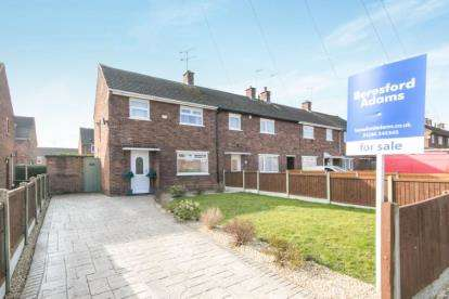 3 Bedrooms Terraced House for sale in Sumner Road, Blacon, Chester, Cheshire, CH1