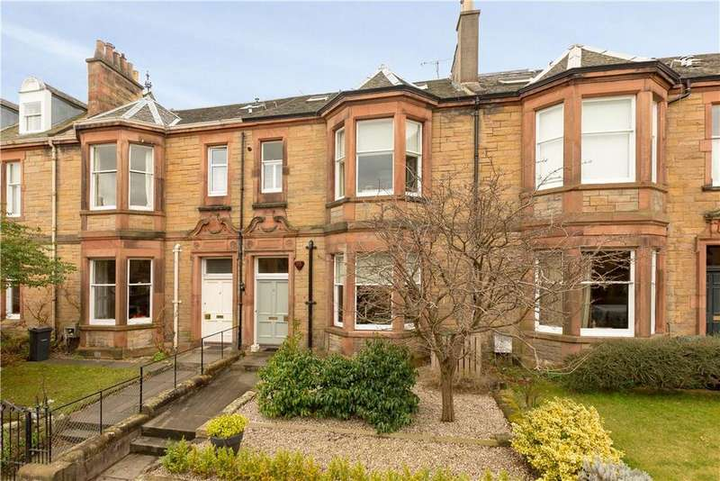 4 Bedrooms Terraced House for sale in Braid Crescent, Edinburgh, Midlothian, EH10