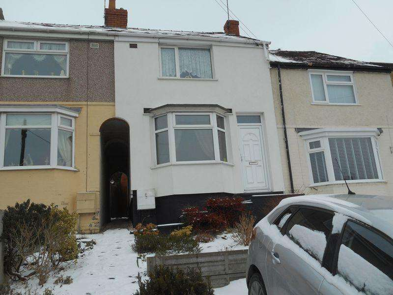 2 Bedrooms Terraced House for rent in Bucks Hill, Nuneaton