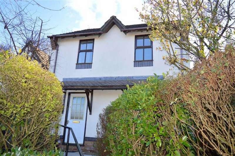 3 Bedrooms Detached House for sale in Lon Alfa, Killay, Swansea