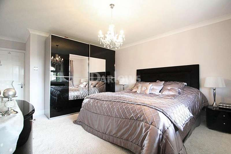 3 Bedrooms Bungalow for sale in Bryn Coch, Beaufort, Ebbw Vale, Gwent