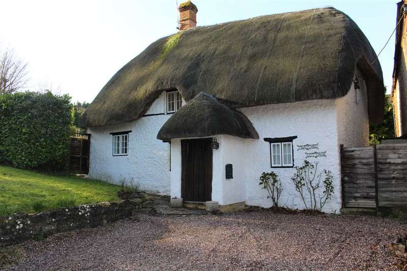 3 Bedrooms Cottage House for sale in The Thatched Cottage, Chapel Lane, Blunsdon, Swindon