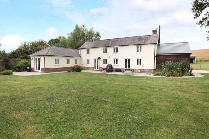 5 Bedrooms Detached House for sale in Idmiston, Salisbury, Wiltshire, SP4