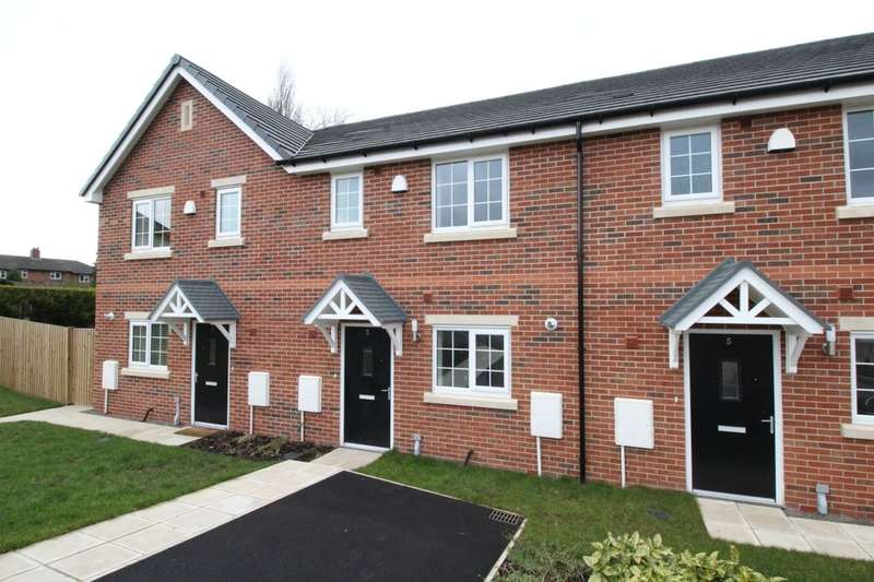 3 Bedrooms Terraced House for sale in Eardley Park Bromley Road, Congleton, CW12