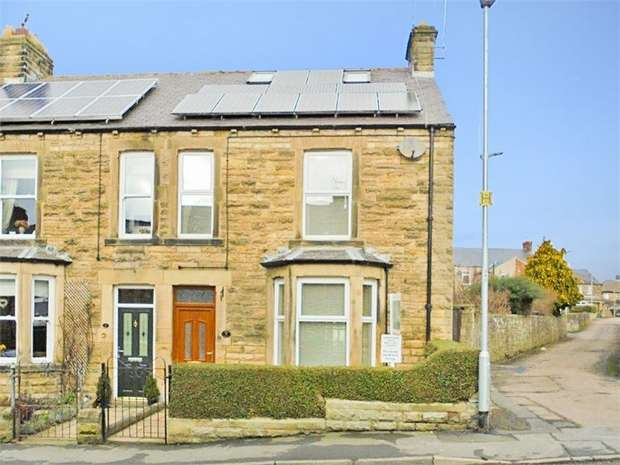 4 Bedrooms End Of Terrace House for sale in Vere Road, Barnard Castle, Durham