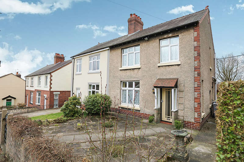 3 Bedrooms Semi Detached House for sale in Holmesville Avenue, Congleton, CW12