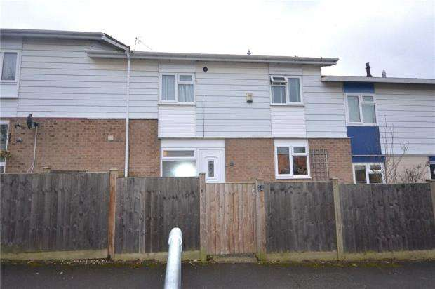 3 Bedrooms Terraced House for sale in Glastonbury Close, Basingstoke, Hampshire