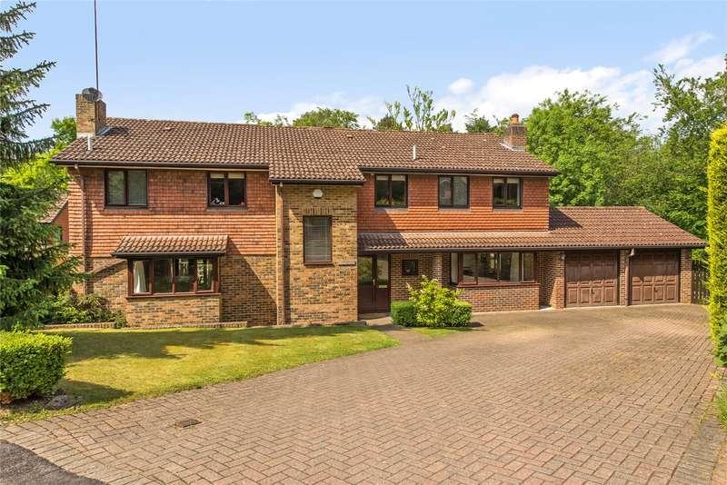 6 Bedrooms Detached House for sale in Beechwood Drive, Cobham, Surrey, KT11