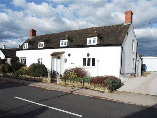 4 Bedrooms Cottage House for sale in Bootenhay Cottage, Station Road GL52