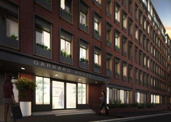 1 Bedroom Flat for sale in 30 Garrard Street, Reading, Berkshire
