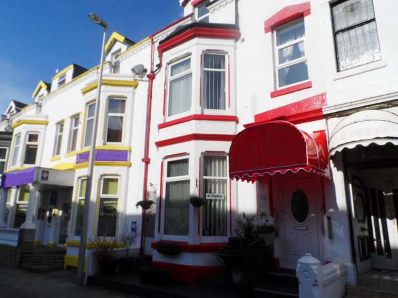 11 Bedrooms Hotel Commercial for sale in Hull Road, BLACKPOOL, FY1 4QB