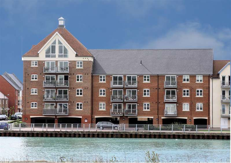 1 Bedroom Maisonette Flat for sale in Sussex Wharf, Shoreham-By-Sea