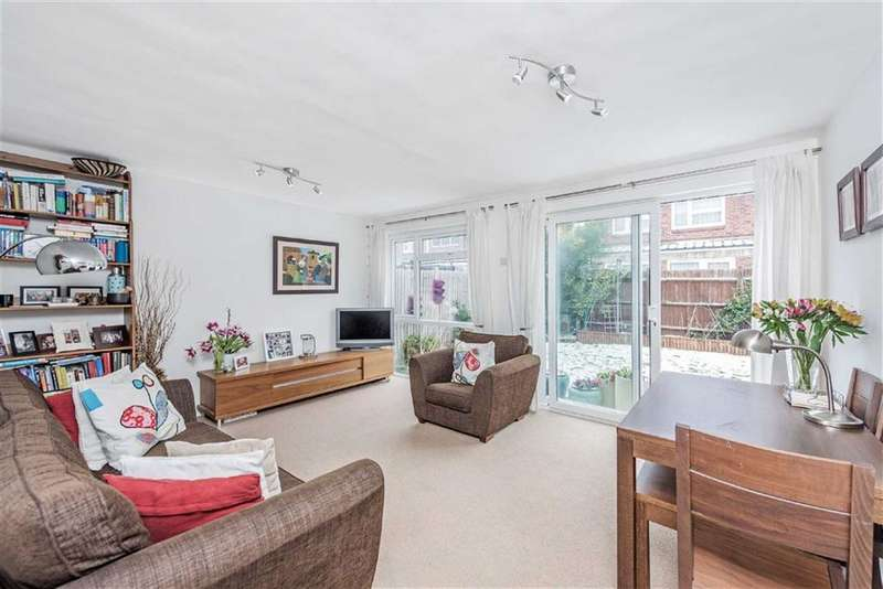 2 Bedrooms Flat for sale in Larch Close, Balham