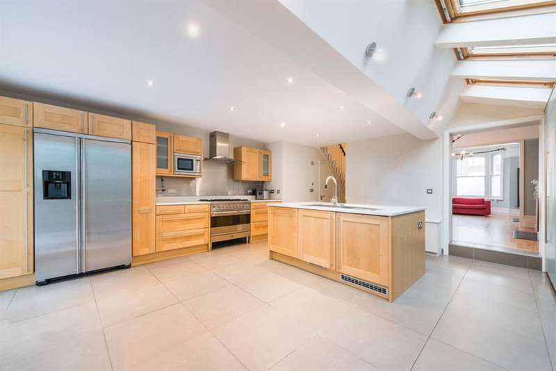 4 Bedrooms House for sale in Narcissus Road, London, NW6 1TJ