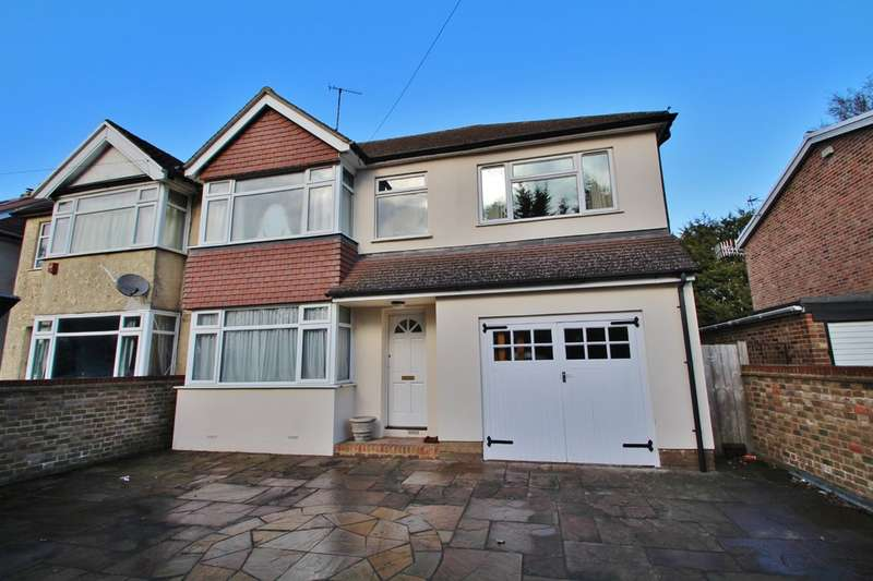 5 Bedrooms Semi Detached House for sale in Old Kingston Road, Tolworth