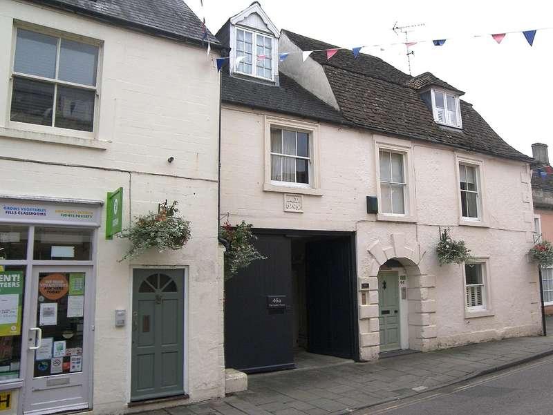 1 Bedroom Maisonette Flat for rent in High Street, Corsham