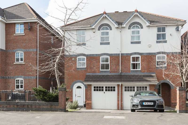 4 Bedrooms Town House for sale in Cloister Road, Heaton Mersey