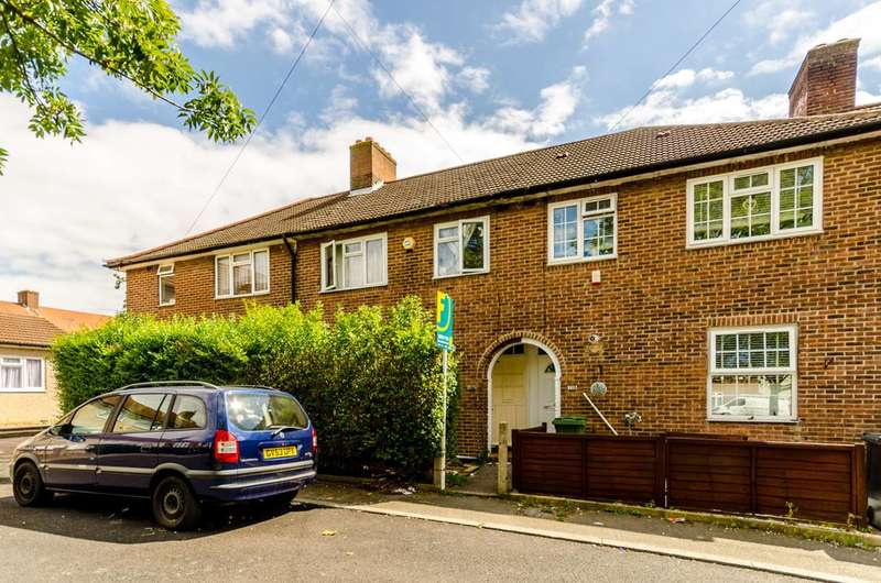 3 Bedrooms Terraced House for sale in Rangefield Road, Bromley, BR1
