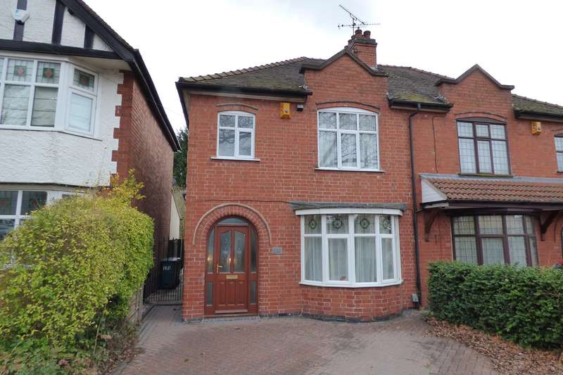 3 Bedrooms Semi Detached House for sale in Hinckley Road, Nuneaton, CV11