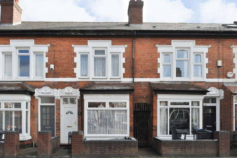 2 Bedrooms Terraced House for sale in Cecil Road, Selly Park, Birmingham, B29