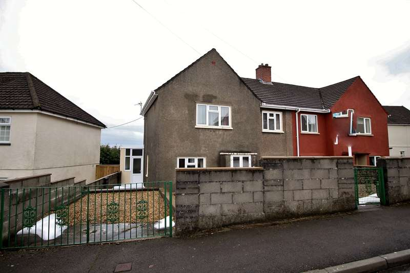 3 Bedrooms Semi Detached House for sale in Pant-Y-Fid Road, Aberbargoed, Bargoed, CF81