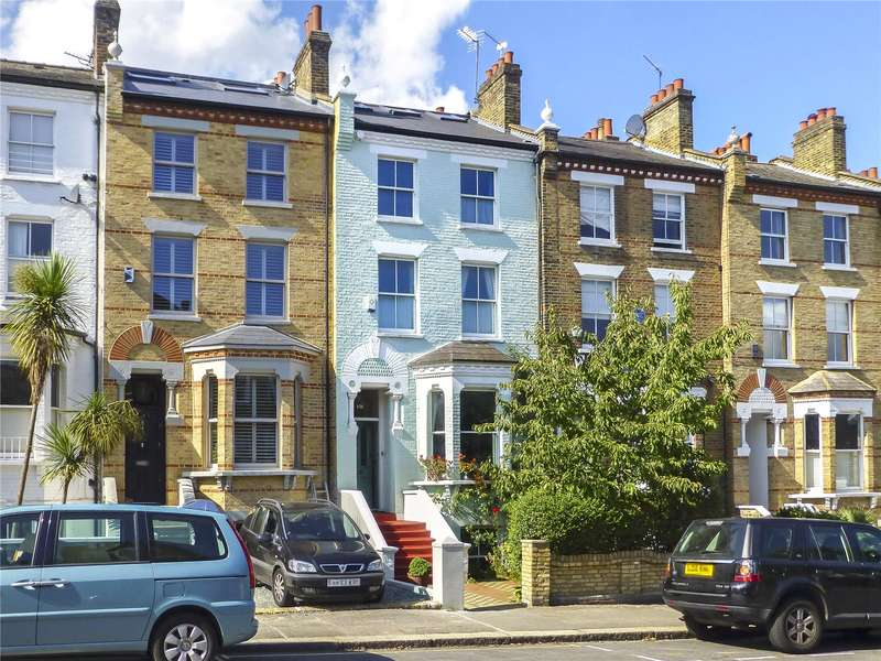 5 Bedrooms Terraced House for sale in The Chase, London, SW4