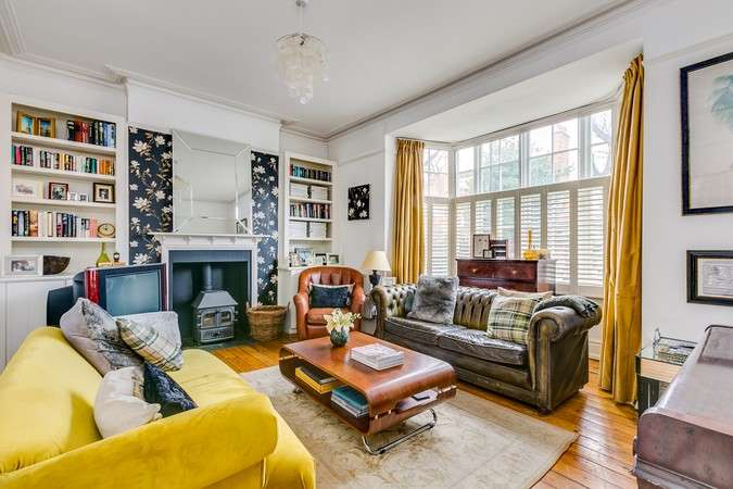 5 Bedrooms Terraced House for sale in Bath Road, Chiswick