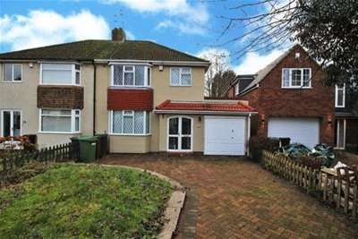 3 Bedrooms Semi Detached House for rent in Rosemary Crescent West, Wolverhampton