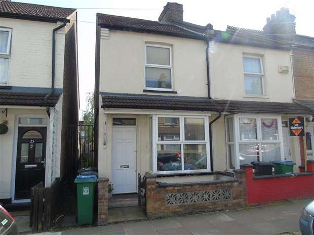 2 Bedrooms Terraced House for rent in Cecil Street, Watford
