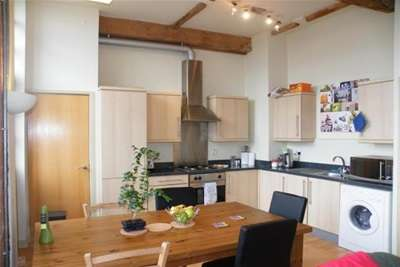 2 Bedrooms Flat for rent in Portland Square, Nottingham, NG7 4HS