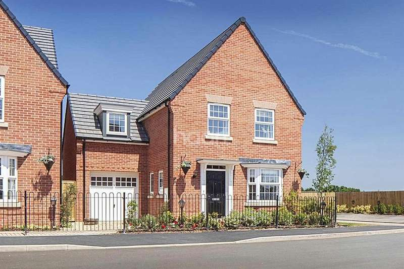4 Bedrooms Detached House for sale in Thurstan's Rise, Coleford