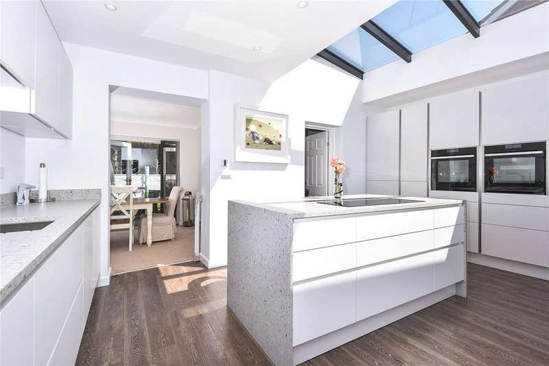 3 Bedrooms Semi Detached House for sale in Clifton Rise, Windsor, Berkshire, SL4