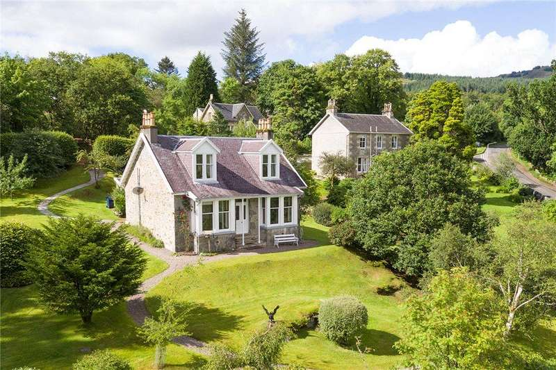 3 Bedrooms Detached House for sale in Hillside, Tighnabruaich, Argyll and Bute